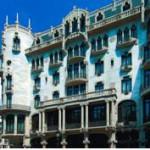 Casa Fuster G.L Monumento i Barcelona
