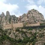 Montserrat utanför Barcelona