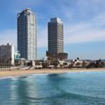 Hotell Arts i Barcelona