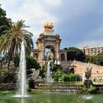 Parc de la Ciutadella i Barcelona