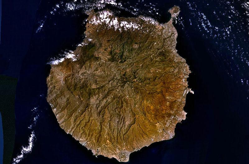 reserelaterad text om Gran Canaria